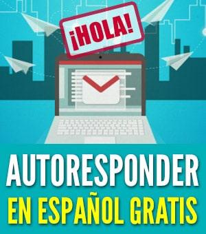 autoresponder en español gratis