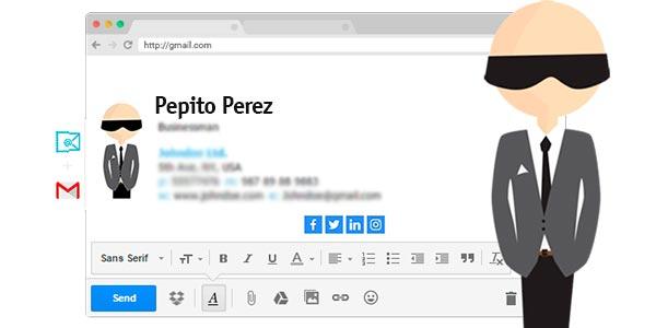 firma autoresponder en espanol