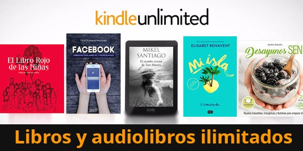 kindle unlimited comprar libros amazon espanol