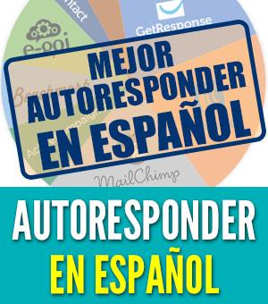 mejor autoresponder en español autorespondedor