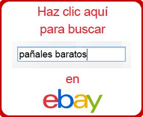 pañales baratos por internet ebay comprar online