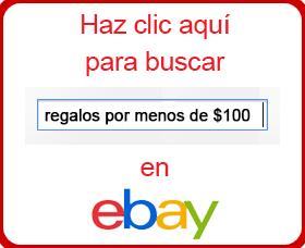 regalos por menos de 100 dolares ebay