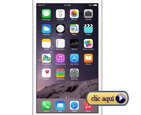 Mejores celulares del 2014 Apple iPhone 6