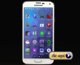 Mejores celulares del 2014 Samsung Galaxy S5