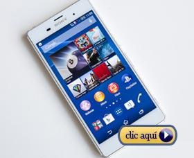 Mejores moviles 2014 Sony Xperia Z3 celulares