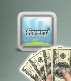 como ganar dinero con fiverr