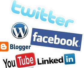 crear una tienda en internet medios sociales facebook twitter