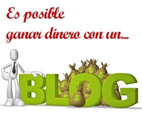 es posible ganar dinero con un blog