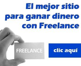 freelance como ganar dinero