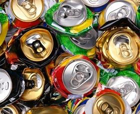 ganar dinero adicional latas o botellas de reciclaje