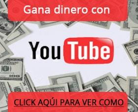 ganar dinero con youtube dinero gratis