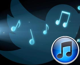 ganar dinero en twitter con itunes