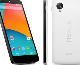 mejores celulares del 2014 nexus 5