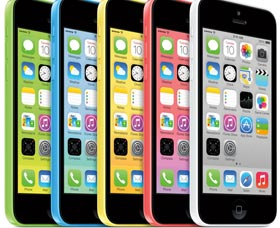 mejores moviles 2014 iphone 5c