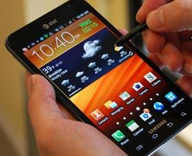 samsung galaxy mega mejores celulares 2014