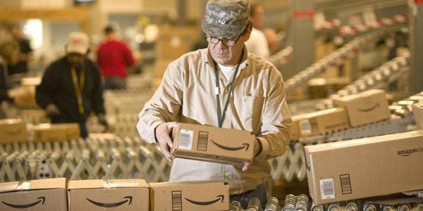 Trabajar en Amazon ganar dinero