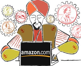 ganar dinero en amazon Amazon Mechanical Turk