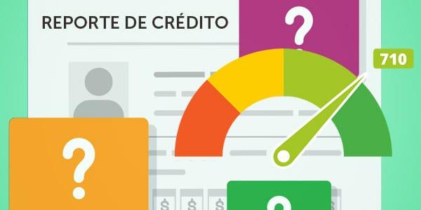 qué es reporte de credito