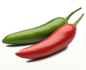 alimentos quema grasa jalapenos picante