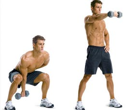 los 7 mejores ejercicios quema grasa  baja de peso hoy