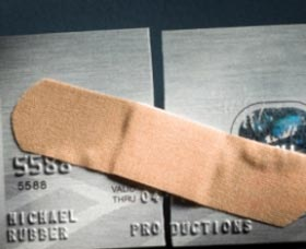 mal credito tarjeta de credito puntaje