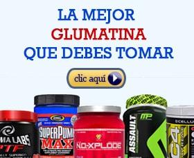 mejor glutamina suplemento efectos secundarios