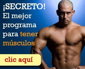 mejor programa para tener musculos creatina