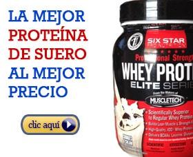 mejor proteina de suera al mejor precio