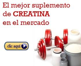 mejor suplemento de creatina en el mercado