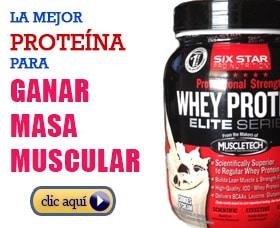 proteinas para ganar masa muscular colombia