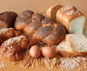 adelgazar sin dieta evitar comer pan blanco carbohidratos