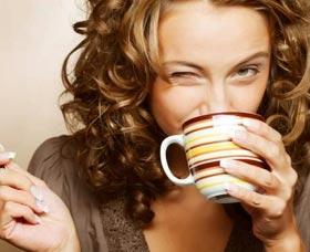 beber cafe para adelgazar