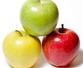 comer manzanas dietas como adelgazar rápido