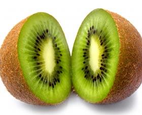 como quemar calorias comer kiwi frutas
