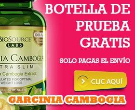 dosis de garcinia cambogia gratis botella pildoras perder peso