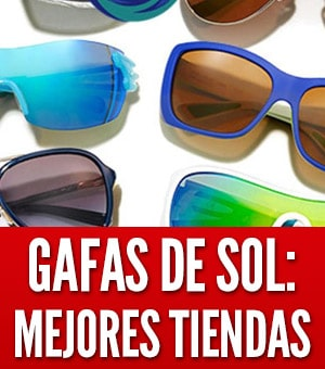 8b362fed1 8 tiendas donde comprar gafas de sol: Buenas marcas + envío gratis