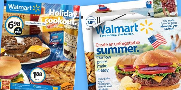 Walmart ofertas memorial day