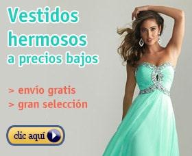 Vestidos de fiesta venta online colombia