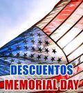 descuentos memorial day