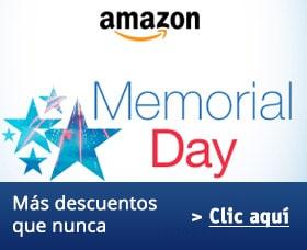 descuentos memorial day amazon