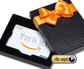 mejor regalo Día del Padre tarjeta de regalo Amazon