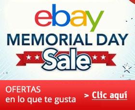 ofertas memorial day 2014 ebay