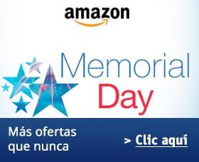 ofertas memorial day amazon especiales