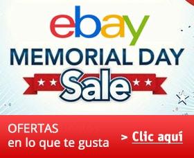 ofertas memorial day especiales ahorrar dinero ebay