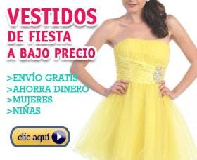 Paginas de vestidos de fiesta en eeuu