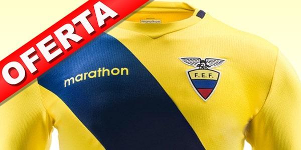 Camisetas de Ecuador baratas futbol