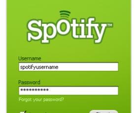 crear una cuenta en spotify