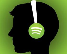 descargar spotify escuchar musica iphone celular android