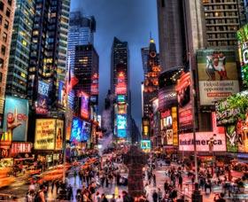 Lugares para visitar en New York Times Square
