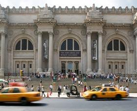 Lugares para visitar en Nueva York Museo Metropolitano de arte